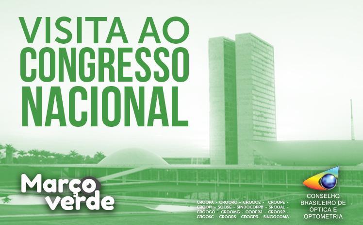 Visita ao Congresso Nacional!